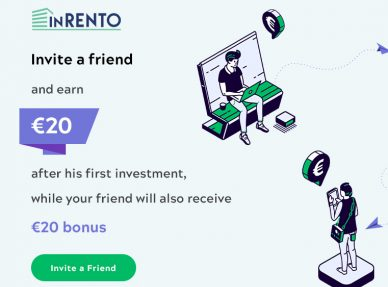 Launch of Invite a friend campaign